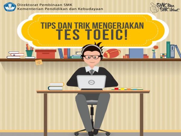 Tips dan Trik Menghadapi Tes Viera dan TOEIC