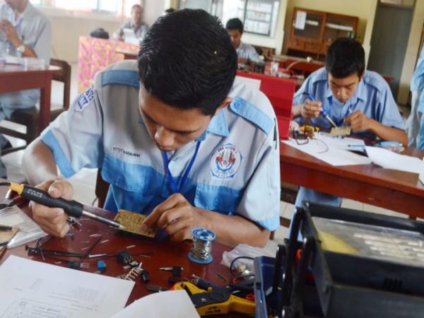 SMK Pilihan Utama di Tahun 2017