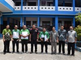 Kunjungan Pertama dari PT Mada Wikri Tunggal, Salah Satu Agenda SMK Wongsorejo Gombong Dalam Menjalin Kerjasama