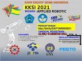 KKSI APPLIED ROBOTIC 2021