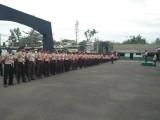 SMK Wongsorejo Juara 1 Kemah Juang 45 di Makodim Kebumen